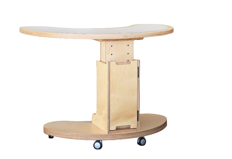 Creaspace Wing table back